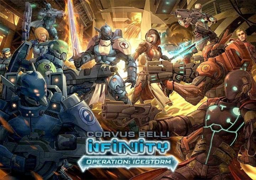 Operation Icestorm Battle Pack - Ininity